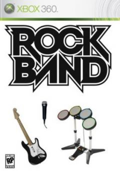 Jaquette de Rock Band Xbox 360