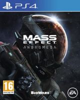 Jaquette de Mass Effect Andromeda PS4