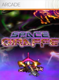 Jaquette de Space Giraffe Xbox 360