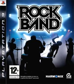Jaquette de Rock Band PlayStation 3