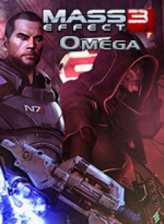 Jaquette de Mass Effect 3 : Omega PlayStation 3