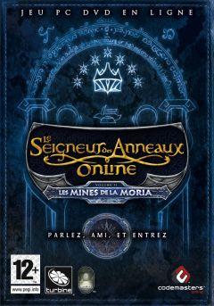Jaquette de Le Seigneur des Anneaux Online : Les Mines de la Moria PC