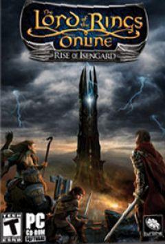 Jaquette de Le Seigneur des Anneaux Online : L'Essor d'Isengard PC