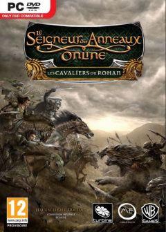 Jaquette de Le Seigneur des Anneaux Online : Les Cavaliers du Rohan PC