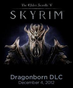 Jaquette de The Elder Scrolls V : Skyrim - Dragonborn PlayStation 3