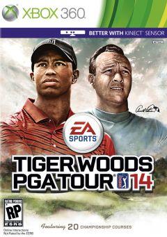 Jaquette de Tiger Woods PGA Tour 14 Xbox 360