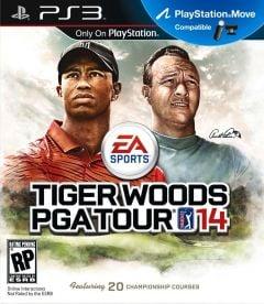 Jaquette de Tiger Woods PGA Tour 14 PlayStation 3