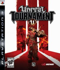 Jaquette de Unreal Tournament 3 PlayStation 3