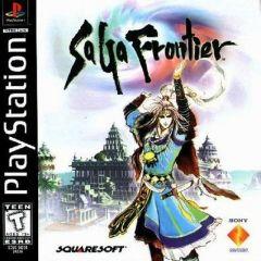 Jaquette de SaGa Frontier PlayStation