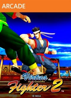Jaquette de Virtua Fighter 2 Xbox 360