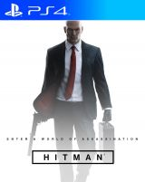 Jaquette de Hitman PS4
