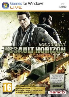 Jaquette de Ace Combat : Assault Horizon PC
