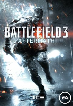 Jaquette de Battlefield 3 Aftermath PlayStation 3