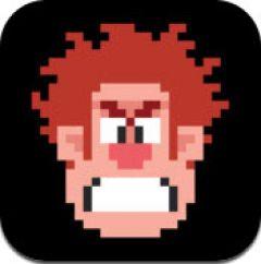 Jaquette de Les Mondes de Ralph iPhone, iPod Touch