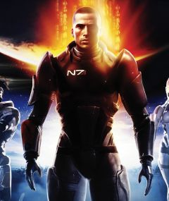 Jaquette de Mass Effect PlayStation 3
