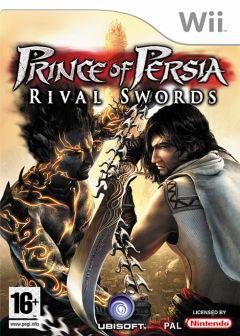 Jaquette de Prince of Persia : Rival Swords Wii