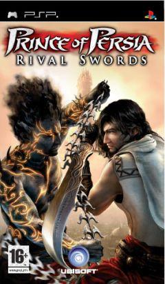 Jaquette de Prince of Persia : Rival Swords PSP