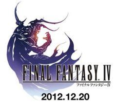 Jaquette de Final Fantasy IV iPad