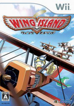 Jaquette de Wing Island Wii