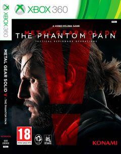 Jaquette de Metal Gear Solid V : The Phantom Pain Xbox 360