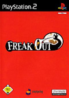 Jaquette de Freak Out PlayStation 2