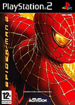 Jaquette de Spider-Man 2 PlayStation 2