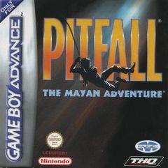 Jaquette de Pitfall : The Mayan Adventure Game Boy Advance
