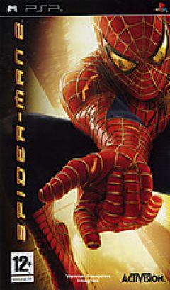 Jaquette de Spider-Man 2 PSP