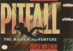 Jaquette de Pitfall : The Mayan Adventure Super NES