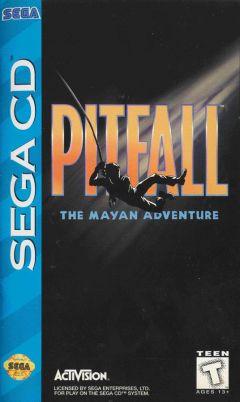 Jaquette de Pitfall : The Mayan Adventure MegaCD