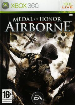 Jaquette de Medal of Honor : Airborne Xbox 360