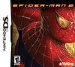 Jaquette de Spider-Man 2 DS