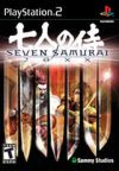 Jaquette de Seven Samurai 20XX PlayStation 2