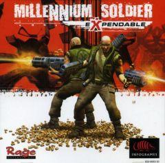 Jaquette de Millennium Soldier Expendable Dreamcast