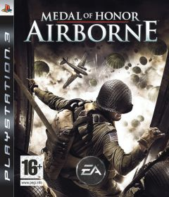 Jaquette de Medal of Honor : Airborne PlayStation 3