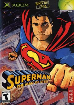 Jaquette de Superman : The Man of Steel Xbox