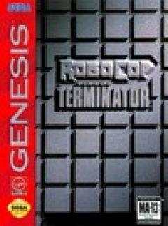 Jaquette de Robocop Versus The Terminator Megadrive