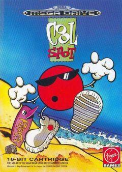 Jaquette de Cool Spot Mega Drive