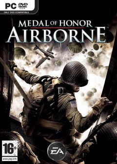 Jaquette de Medal of Honor : Airborne PC