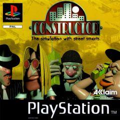 Jaquette de Constructor PlayStation