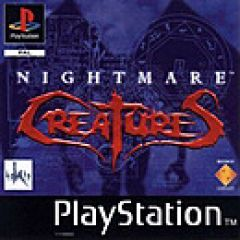 Jaquette de Nightmare Creatures PlayStation