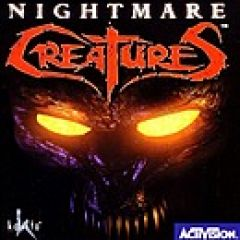 Jaquette de Nightmare Creatures PC