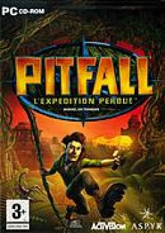 Jaquette de Pitfall Harry : l'Exp�dition Perdue PC