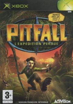 Jaquette de Pitfall Harry : l'Exp�dition Perdue Xbox
