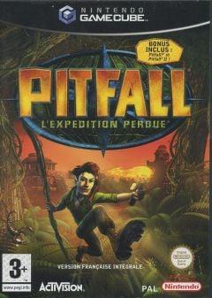 Jaquette de Pitfall Harry : l'Exp�dition Perdue GameCube