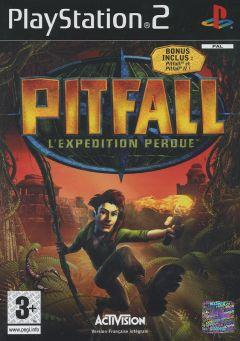 Jaquette de Pitfall Harry : l'Exp�dition Perdue PlayStation 2
