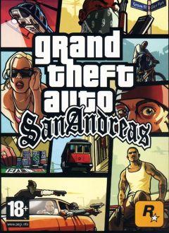 Jaquette de Grand Theft Auto : San Andreas PlayStation 3