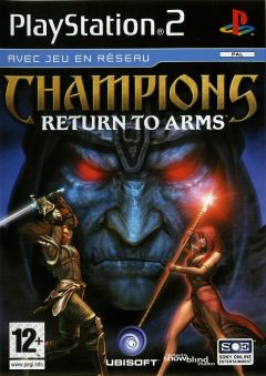 Jaquette de Champions : Return to Arms PlayStation 2