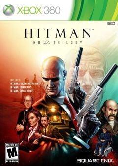 Jaquette de Hitman HD Trilogy Xbox 360