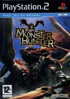 Jaquette de Monster Hunter PlayStation 2